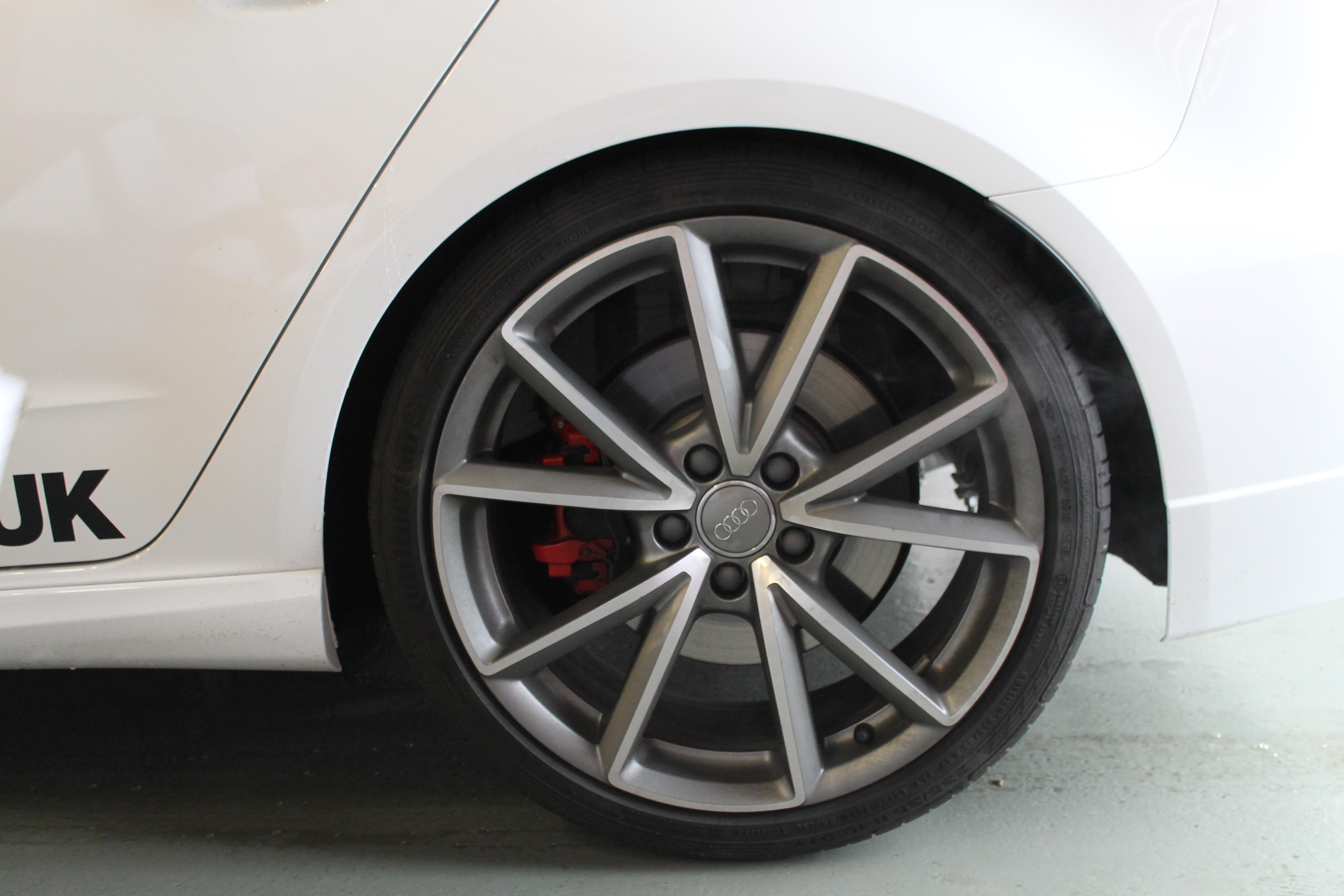 audi wheel alloy