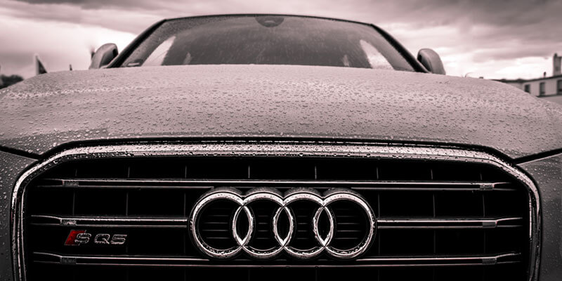 Audi Vehicle