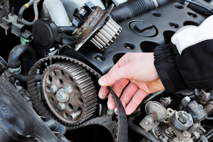 Timing Belt Changes