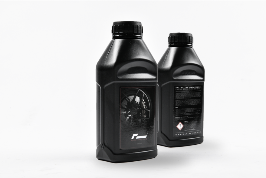 Racingline RBF312 Brake Fluid 500ml | Suitable for all makes and models