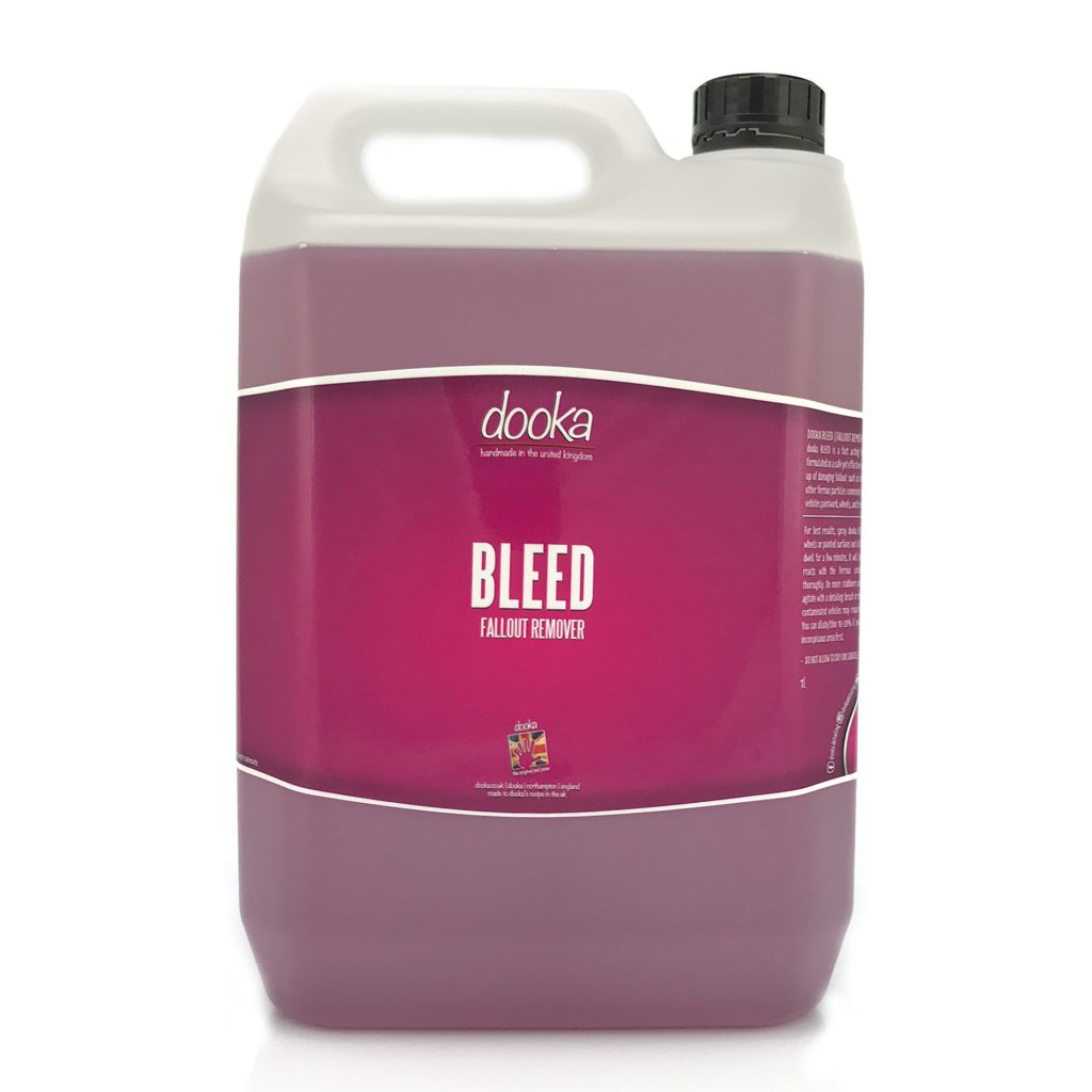 dooka BLEED fallout remover – 5L