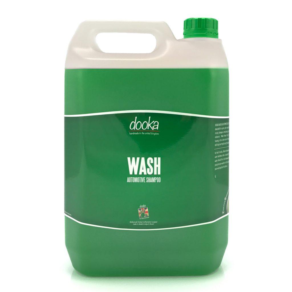 dooka WASH shampoo 5LT
