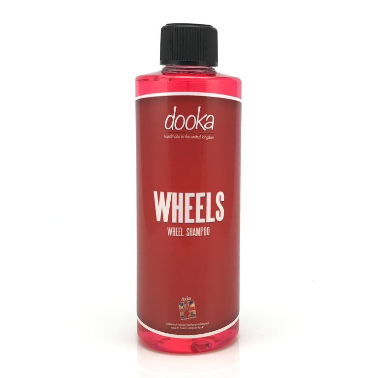 dooka WHEELS Wheel Shampoo Unit18 Shop