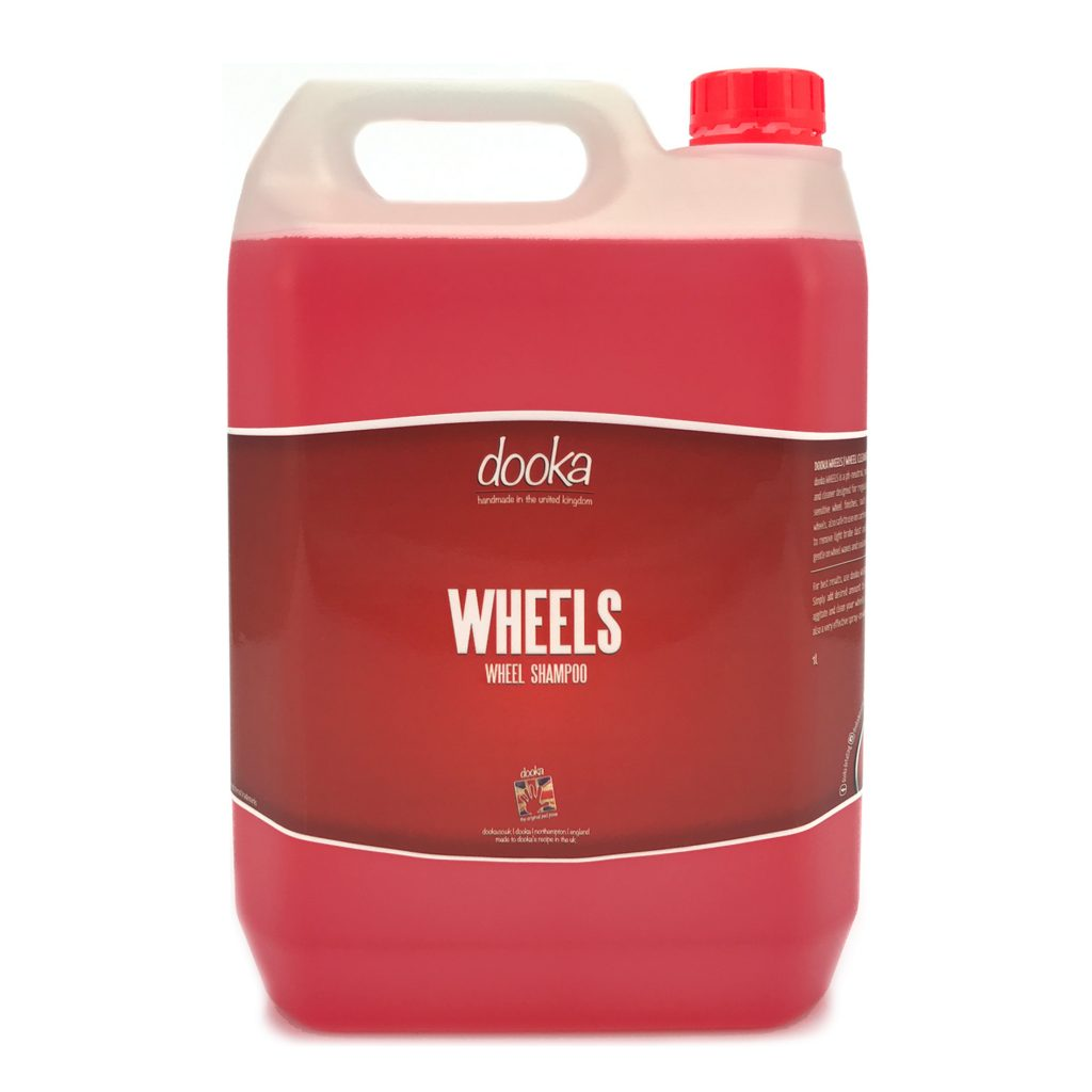 dooka WHEELS wheel shampoo 5LT