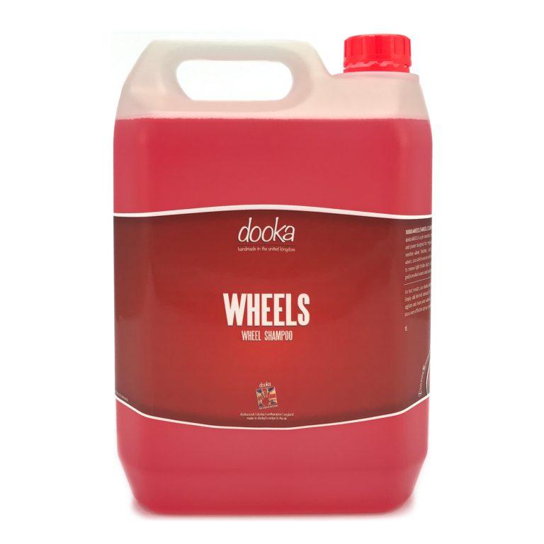 dooka WHEELS Wheel Shampoo 5 Litre Unit18 Shop