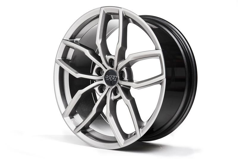 Racingline R360 8.5J x 19inch Alloy Wheels – Silver