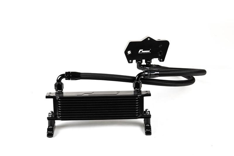 Racingline Performance DSG Oil Cooler System - MQB DQ250