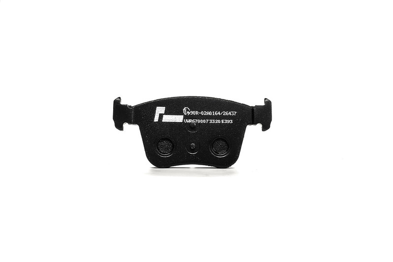Racingline RP700 Rear Brake Pads - Vehicles with Electronic Parking Brake - 310mm
