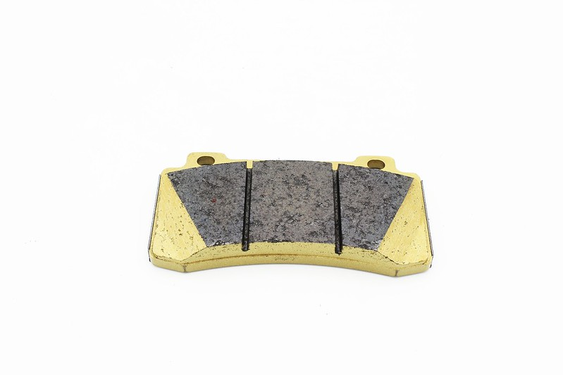 Replacement Brake Pads for Racingline 4-Piston Calipers - Track Compound